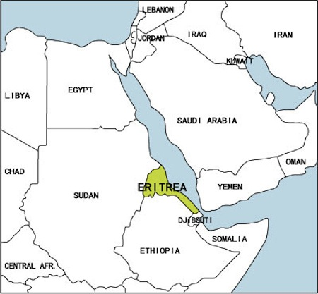 Eritrea Has Promised To Provide 103% of GDP To Help UK
